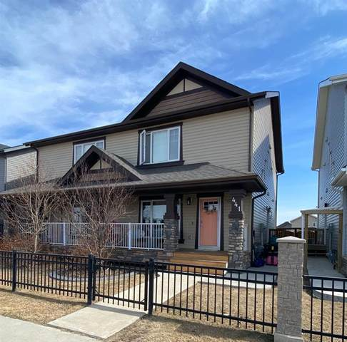 441 Heritage Drive, Fort McMurray, AB T9K 1S4 (MLS #A1097552) :: Weir Bauld and Associates