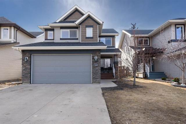 268 Gravelstone Road, Fort McMurray, AB T9K 0X1 (MLS #A1098040) :: Weir Bauld and Associates
