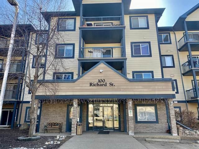 100 Richard Street #406, Fort McMurray, AB T9H 5H5 (MLS #A1100814) :: Weir Bauld and Associates