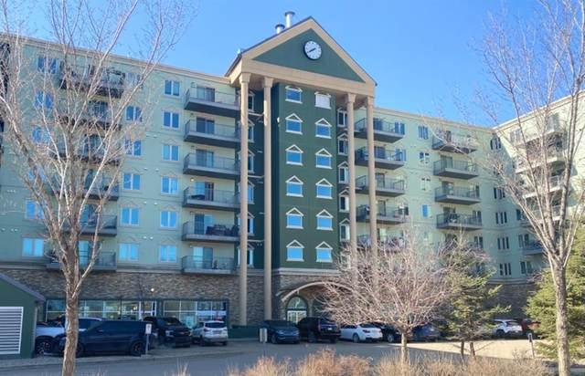 8535 Clearwater Drive #217, Fort McMurray, AB T9H 0B7 (MLS #A1101040) :: Weir Bauld and Associates