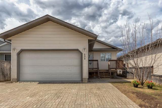 173 O'coffey Crescent, Fort McMurray, AB T9K 2T3 (MLS #A1103421) :: Weir Bauld and Associates