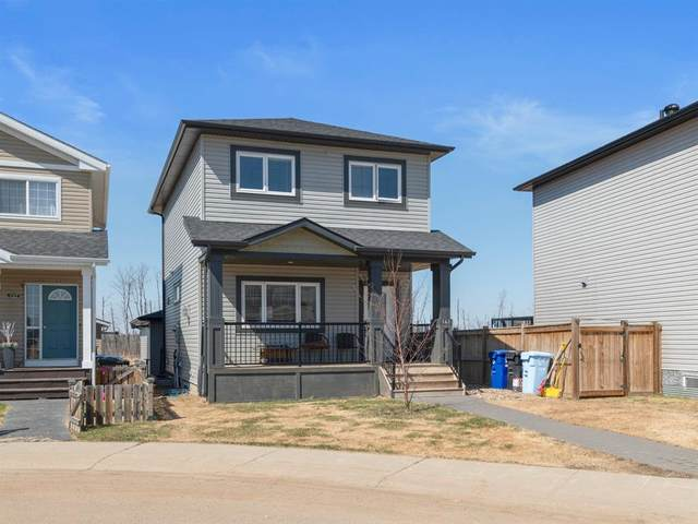141 Roy Lane, Fort McMurray, AB T9J 1L9 (MLS #A1104134) :: Weir Bauld and Associates