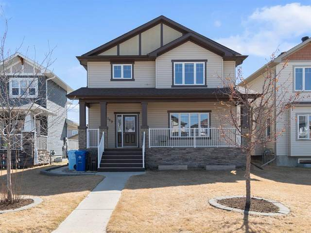 189 Snowy Owl Way, Fort McMurray, AB T9K 0R8 (MLS #A1104222) :: Weir Bauld and Associates