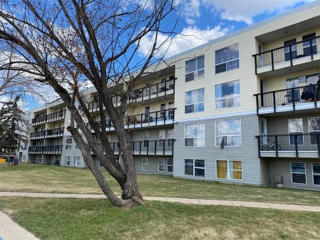 14921 Macdonald Drive #418, Fort McMurray, AB T9H 4H3 (MLS #A1105463) :: Weir Bauld and Associates