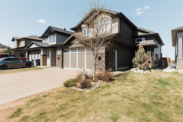 612 Heritage Drive, Fort McMurray, AB T9K 2X1 (MLS #A1105778) :: Weir Bauld and Associates
