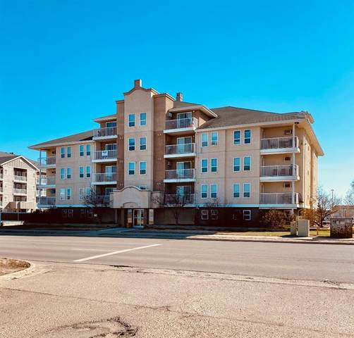 249 Gregoire Drive #101, Fort McMurray, AB T9H 4G7 (MLS #A1106209) :: Weir Bauld and Associates