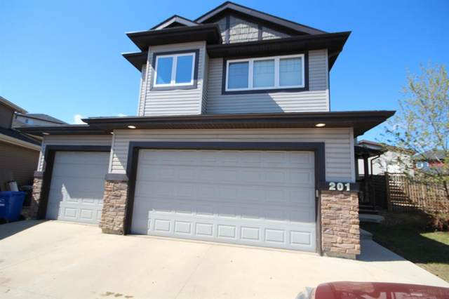 201 Pintail Place, Fort McMurray, AB T9K 0P9 (MLS #A1106541) :: Weir Bauld and Associates