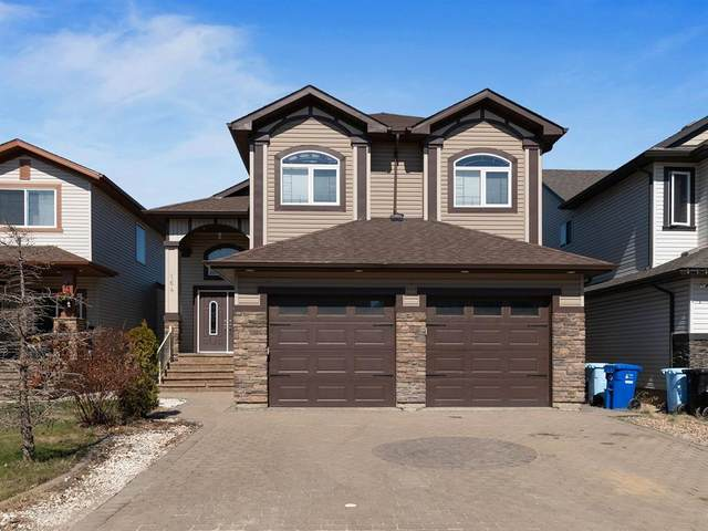 164 Snowy Owl Way, Fort McMurray, AB T9K 0R8 (MLS #A1107394) :: Weir Bauld and Associates