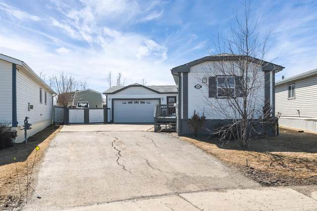 121 Hall Crescent, Fort McMurray, AB T9K 2W3 (MLS #A1108205) :: Weir Bauld and Associates