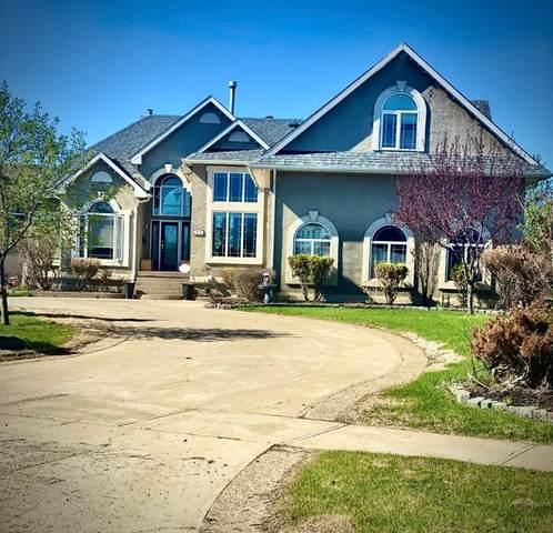 321 Brett Drive, Fort McMurray, AB T9K 1S7 (MLS #A1110479) :: Weir Bauld and Associates