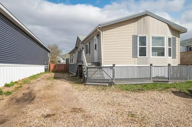 144 Greenbriar Bay, Fort McMurray, AB T9H 3Y4 (MLS #A1110553) :: Weir Bauld and Associates
