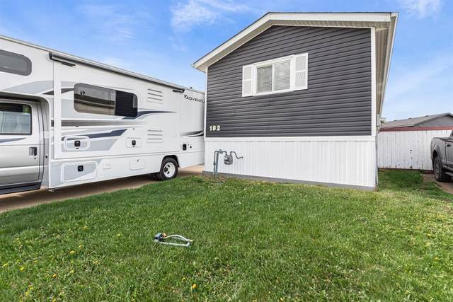 192 Mustang Road, Fort McMurray, AB T9H 5K4 (MLS #A1115879) :: Weir Bauld and Associates