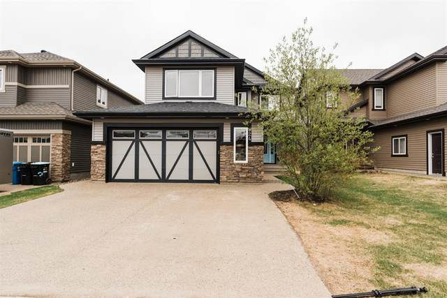 824 Heritage Drive, Fort McMurray, AB T9K 0Z7 (MLS #A1117419) :: Weir Bauld and Associates