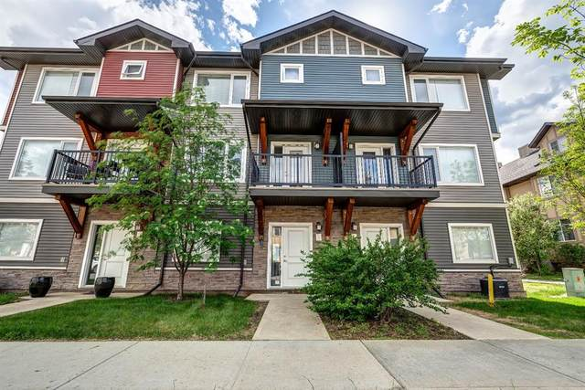 141 Fontaine Crescent #2, Fort McMurray, AB T9H 0C9 (MLS #A1117578) :: Weir Bauld and Associates
