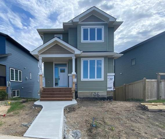 736 Athabasca Avenue, Fort McMurray, AB T9J 1H7 (MLS #A1120550) :: Weir Bauld and Associates