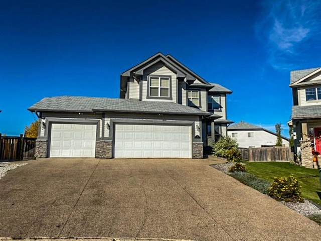 121 Lavallee Bay, Fort McMurray, AB T9K 2S5 (MLS #A1120630) :: Weir Bauld and Associates