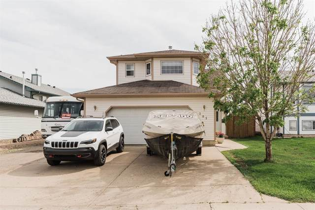 205 Waniandy Way, Fort McMurray, AB T9H 5L8 (MLS #A1120813) :: Weir Bauld and Associates