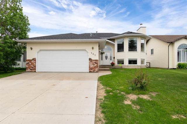161 Mcconachie Crescent, Fort McMurray, AB T9K 1K8 (MLS #A1121134) :: Weir Bauld and Associates