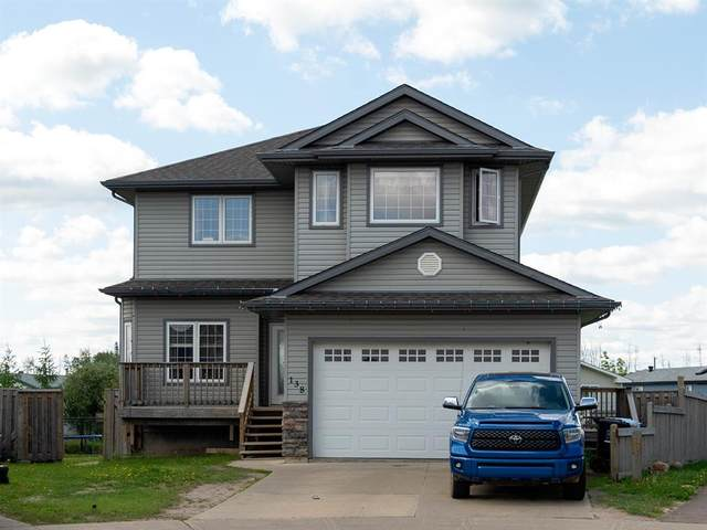 138 Nelson Lane, Fort McMurray, AB T9K 2S9 (MLS #A1122353) :: Weir Bauld and Associates