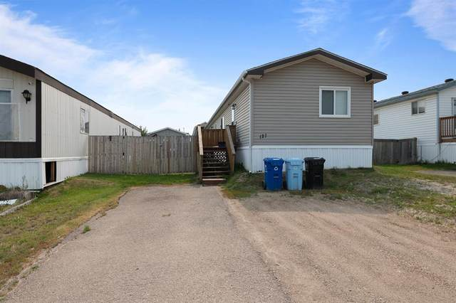 121 Caouette Crescent, Fort McMurray, AB T9K 2H5 (MLS #A1130835) :: Weir Bauld and Associates