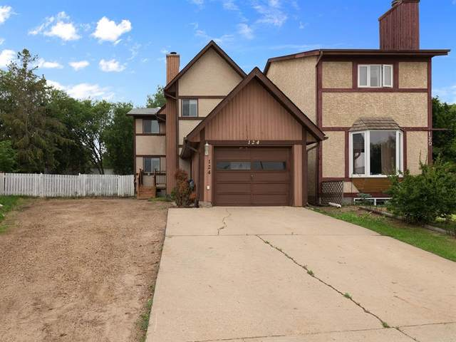 124 Rookery Bay E, Fort McMurray, AB T9K 1E8 (MLS #A1131406) :: Weir Bauld and Associates