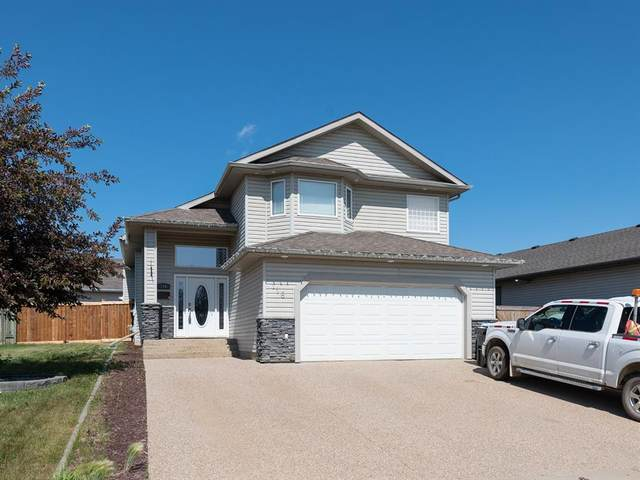 116 Lougheed Drive, Fort McMurray, AB T9K 2M3 (MLS #A1131743) :: Weir Bauld and Associates