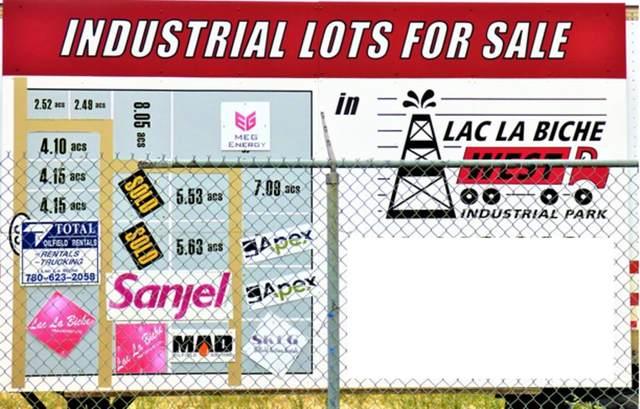 121 14245 Highway 55, Lac La Biche, AB T0A 2C0 (MLS #A1132104) :: Weir Bauld and Associates