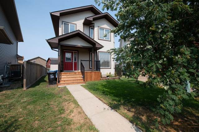 141 Crabapple Way, Fort McMurray, AB T9K 0N2 (MLS #A1132502) :: Weir Bauld and Associates