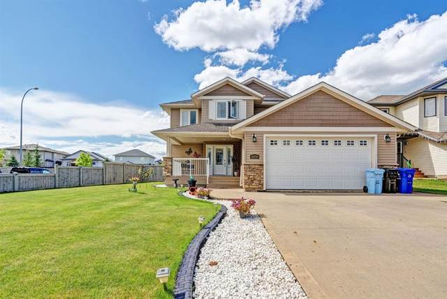 105 Lynx Crescent, Fort McMurray, AB T9K 0C4 (MLS #A1136575) :: Weir Bauld and Associates