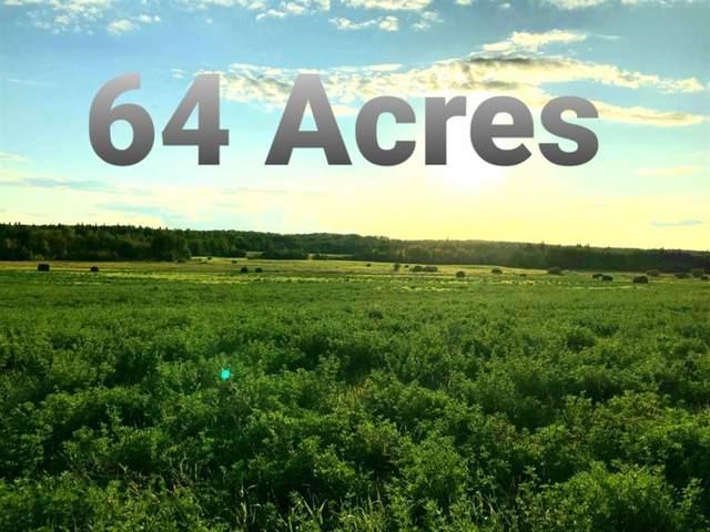 Hwy 55 111A Range, St. Lina, AB T0A 2Z0 (MLS #A1136903) :: Weir Bauld and Associates