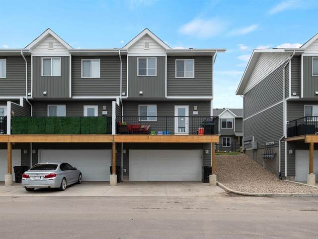 401 Athabasca Avenue #107, Fort McMurray, AB T9J 0A1 (MLS #A1147878) :: Weir Bauld and Associates