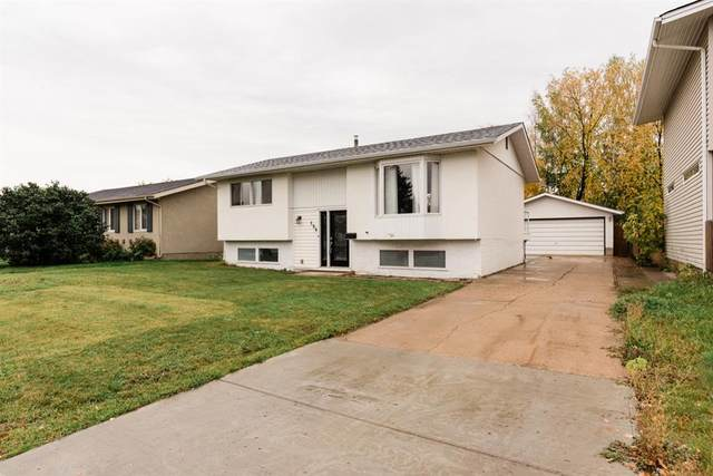 156 Father Mercredi Street, Fort McMurray, AB T9H 2A7 (MLS #A1149872) :: Weir Bauld and Associates