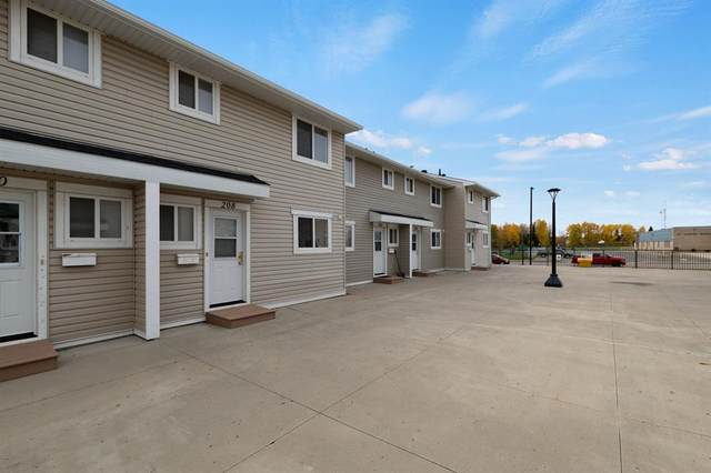 600 Signal Road #208, Fort McMurray, AB T9H 3Z4 (MLS #A1151805) :: Weir Bauld and Associates