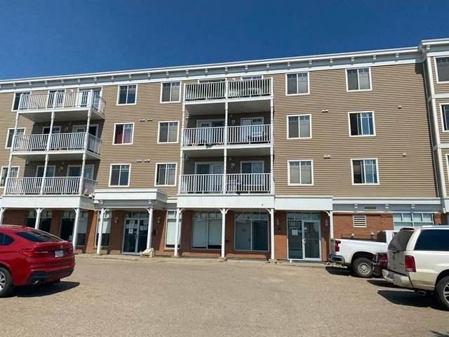 10217 Queen Street #203, Fort McMurray, AB T9H 5S5 (MLS #A1152196) :: Weir Bauld and Associates