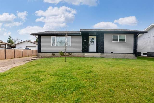 136 Beale Crescent, Fort McMurray, AB T9H 2T2 (MLS #A1153781) :: Weir Bauld and Associates