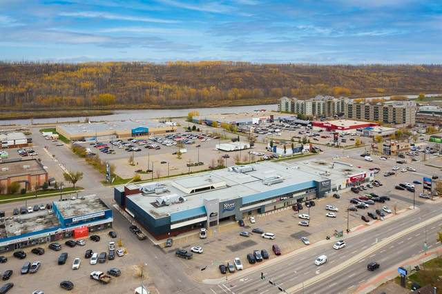 8600 Franklin Avenue #606, Fort McMurray, AB T9H 4G8 (MLS #A1154248) :: Weir Bauld and Associates