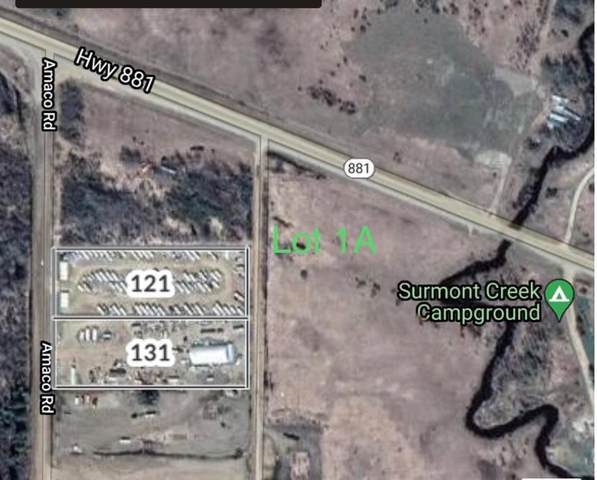 1A Range Road 8 Camp, Fort McMurray, AB T0P 1J0 (MLS #A1154300) :: Weir Bauld and Associates