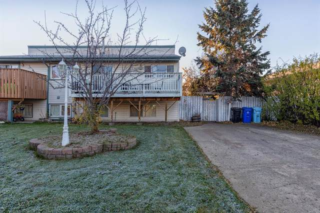 213 Ross Haven Drive, Fort McMurray, AB T9H 3P1 (MLS #A1154358) :: Weir Bauld and Associates