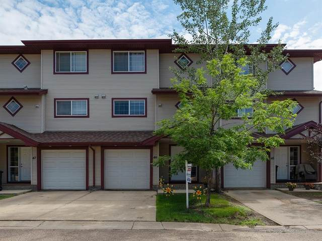 220 Swanson Crescent #46, Fort McMurray, AB T9K 2W5 (MLS #A1154415) :: Weir Bauld and Associates