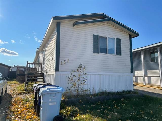 137 Grenfell Crescent, Fort McMurray, AB T9H 2M4 (MLS #A1154440) :: Weir Bauld and Associates