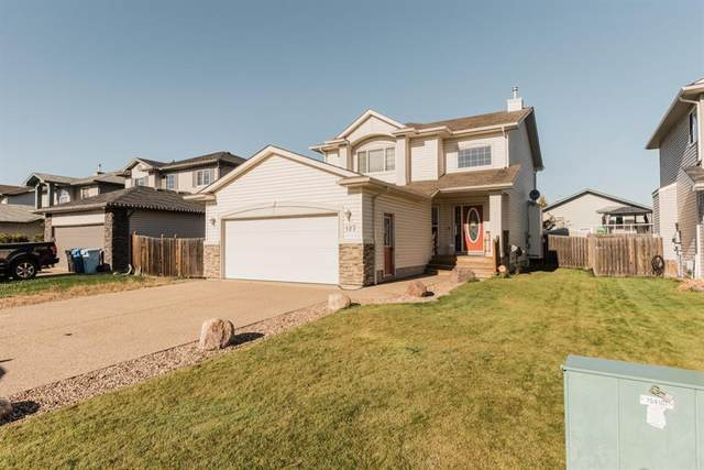127 Williams Road, Fort McMurray, AB T9H 5N6 (MLS #A1154851) :: Weir Bauld and Associates