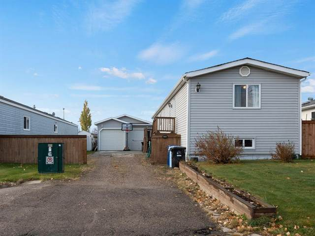 105 Caouette Crescent, Fort McMurray, AB T9K 2H5 (MLS #A1155377) :: Weir Bauld and Associates