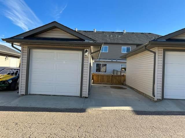400 Sparrow Hawk Drive #15, Fort McMurray, AB T9K 0Y7 (MLS #A1155750) :: Weir Bauld and Associates