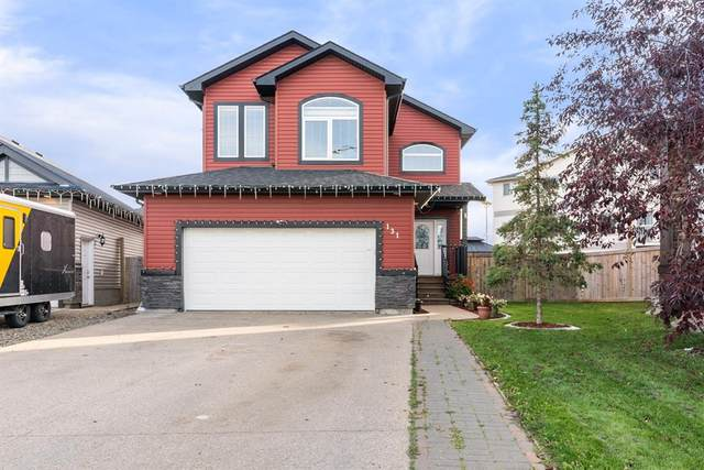 131 Chokecherry Place, Fort McMurray, AB T9K 0N2 (MLS #A1156564) :: Weir Bauld and Associates