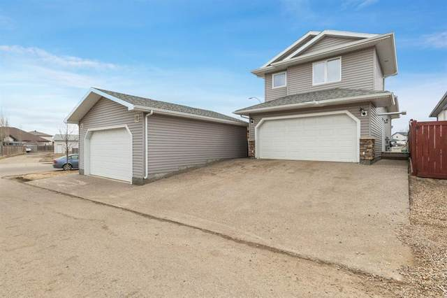 362 Plamondon Drive, Fort McMurray, AB T9K 0A7 (MLS #A1093389) :: Weir Bauld and Associates