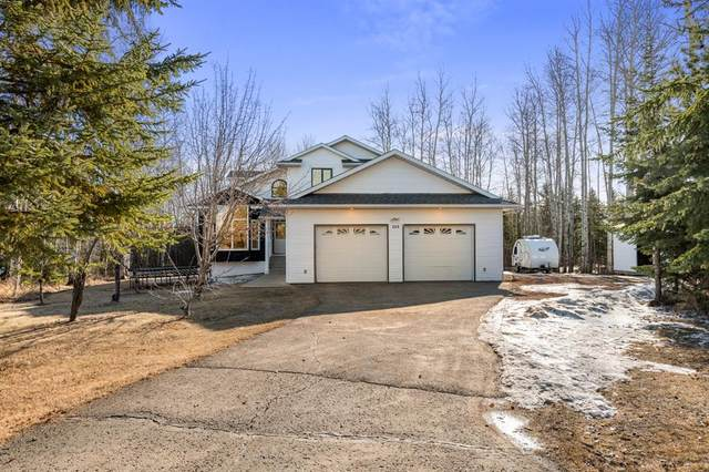 153 Wood Buffalo Way, Fort McMurray, AB T9K 1W5 (MLS #A1094661) :: Weir Bauld and Associates