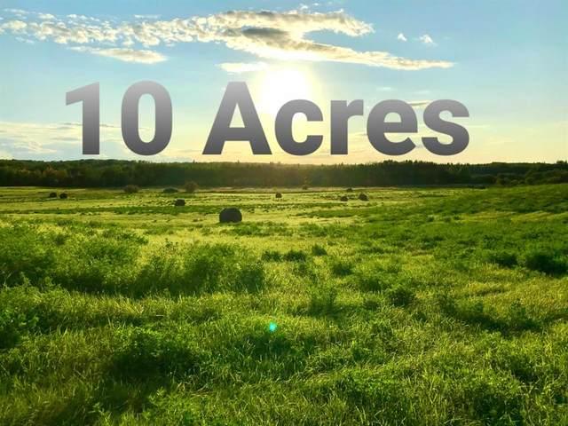 Range 111A Highway 55 Road, Lac La Biche, AB T0A 2C0 (MLS #A1098142) :: Weir Bauld and Associates