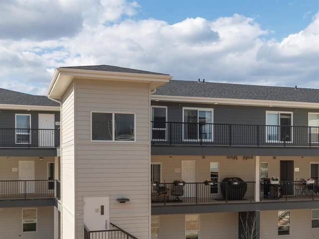 201 Abasand Drive #734, Fort McMurray, AB T9J 1L6 (MLS #A1103745) :: Weir Bauld and Associates