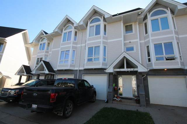 98 Wilson Drive #9, Fort McMurray, AB T9H 0A1 (MLS #A1121463) :: Weir Bauld and Associates