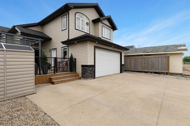 156 Blue Jay Road, Fort McMurray, AB T9K 0L7 (MLS #A1127887) :: Weir Bauld and Associates